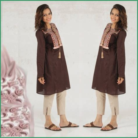 lade in stile kurta design with for summer