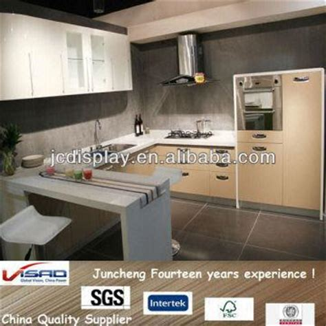 china high gloss kitchen cabinet furniture door material high gloss golden lacquer finish kitchen cabinets design