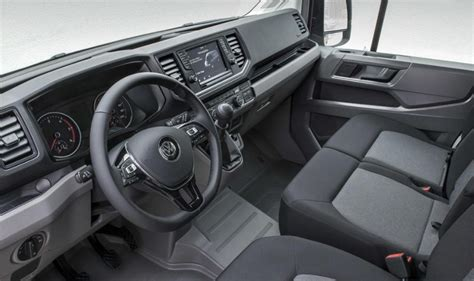 volkswagen crafter 2017 interior 2018 vw crafter review specs price release news