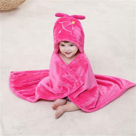 Selimut Baby Hoodie Blanket pink flannel sagittarius baby hoodie blanket n10380
