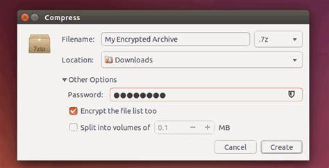 cara membuat file zip di komputer cara mengunci file zip atau 7z archive di semua os komputer