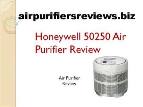 honeywell 50250 s enviracaire hepa air purifier reviews