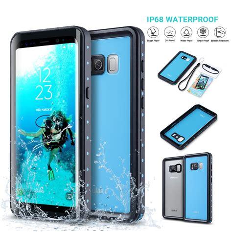 r samsung s8 waterproof samsung galaxy s8 waterproof 32 8ft underwater shockproof dirtproof ebay