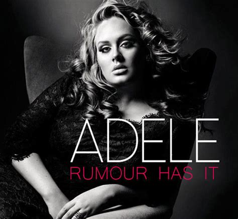 Rumor Has It by Rumor Has It By Adele Free Piano Sheet