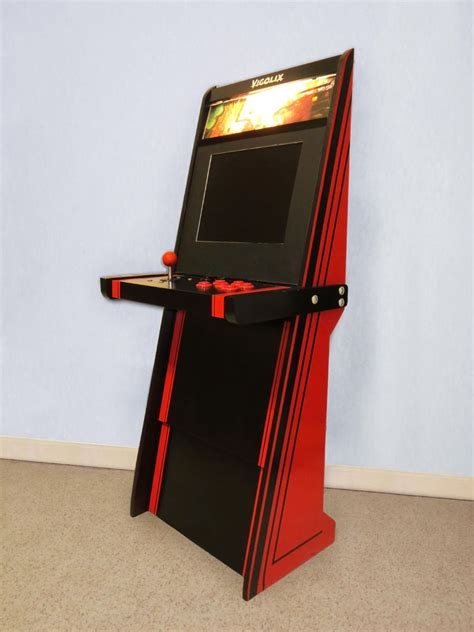 cabinati arcade a easy arcade machine from 1 sheet of plywood