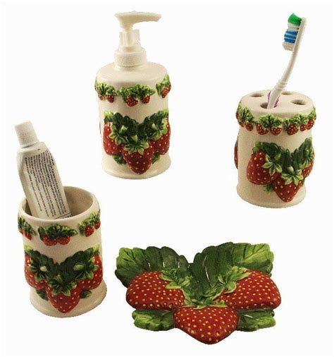 Strawberry Kitchen Stuff by 1000 Images About Strawberry Kitchen On
