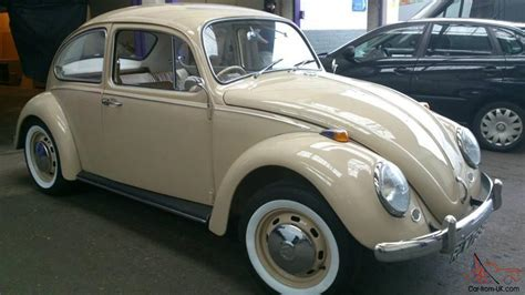 volkswagen beetle 1967 vw beetle 1967 one year only model full nut and bolt