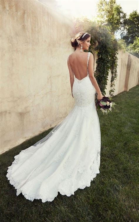 perfect   wedding dresses deer pearl flowers