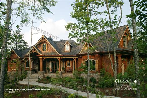Rustic Style Home Plans | tranquility 5641 house plan cabin house plans