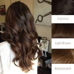 hair highlights bottom wavy hairstyles vpfashion