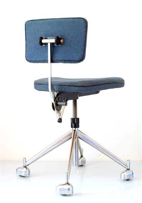 Kevi Office Chair by Kevi Adjustable Retro Office Chair