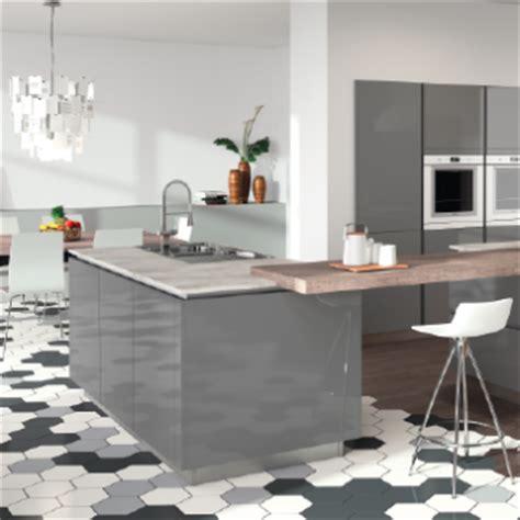 meuble cuisine sans poign馥 meuble cuisine sans poigne free cuisine design blanche