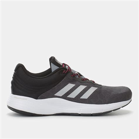 shop grey adidas fluidcloud shoe for womens by adidas sss