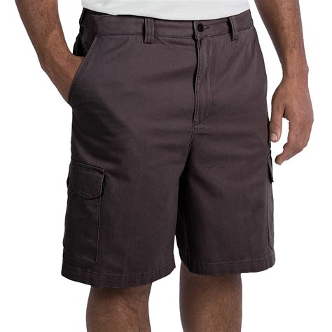 mens comfort waist cargo shorts document moved