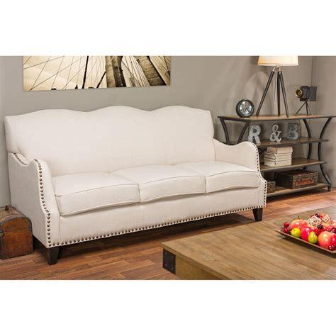 home decorators collection lakewood beige linen sofa home decorators collection watkins natural linen fabric
