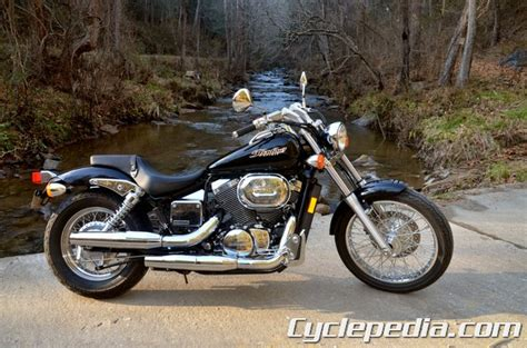 2002 Honda Shadow 1100 Valve Adjustment Procedure