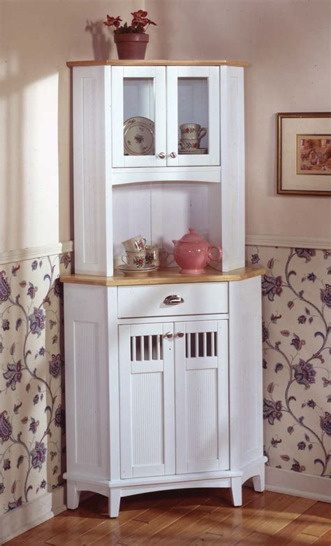 kitchen corner furniture corner dining room cabinet hutch interior design