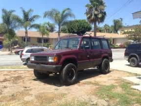 Are Isuzu Troopers Reliable 1989 Isuzu Trooper Ll 4x4 For Sale 4x4 Cars
