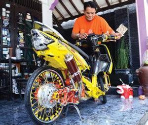 modifikasi vespa jadi otopet bisnis modifikasi sepeda motor untuk hobi anak muda info