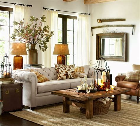 pottery barn family room chesterfield sofa pottery barn for the home