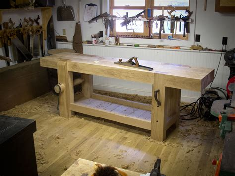 french oak roubo project   lost art press