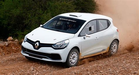 renault clio rally car renault previews clio r3t rally car fooyoh