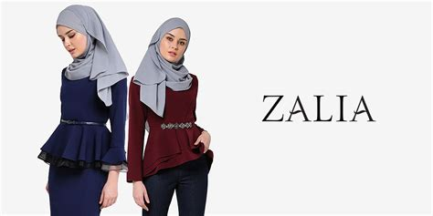 Jual Kemeja Wanita Zalora jual baju muslim wanita model terbaru zalora indonesia