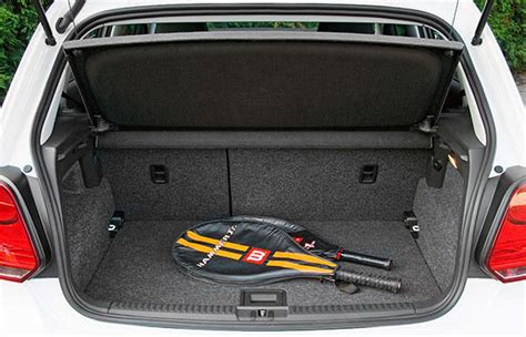 volkswagen polo boot size vw polo dimensions uk exterior and interior sizes carwow