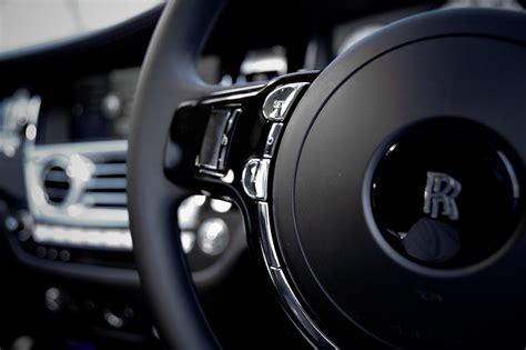 rolls royce steering wheel g car hire