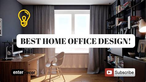 home office design youtube best home office design ideas that will inspire your