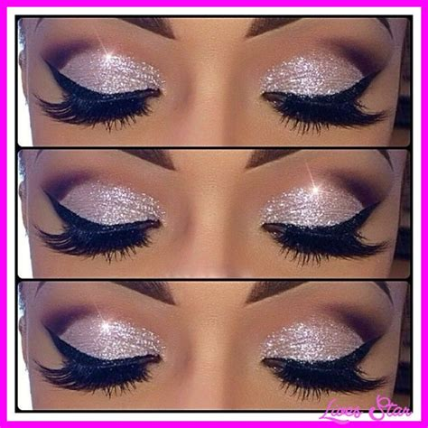Eyeshadow For Dress eye makeup for silver dress livesstar