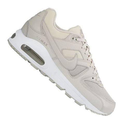 Nike Air Max Command Damen 657 by Nike Air Max Command Damen Beige Weiss F018 Lifestyle