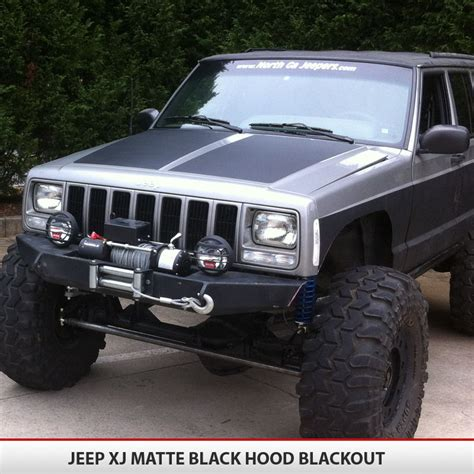 jeep xj jeep xj blackout
