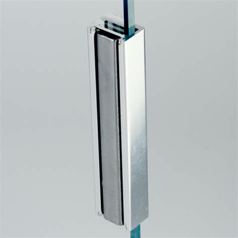 magnetic for shower door handles