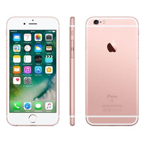 Hp Iphone 4 G celular iphone 6s 32gb 4g rosado alkosto tienda