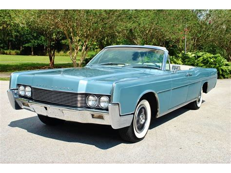 lincoln az 1966 lincoln continental classic car by owner