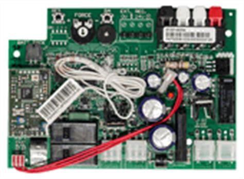 Hormann Sd5500 Garage Door Opener Circuit Board D437633 by Hormann Garage Door Opener Wireless Keypad Fct3b 315