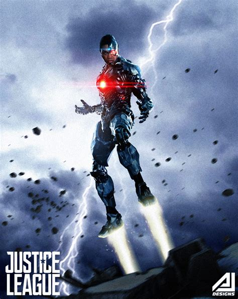 justice league film cyborg cyborg justice league by ajay02 on deviantart