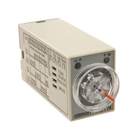 Timer Relay Omron H3y 2 By Wobble h3yn 4 ac100 120 omron automation and safety industrial