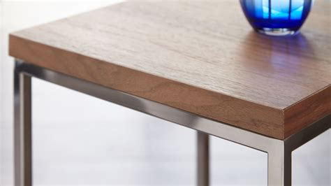 Ncvps Help Desk by Walnut And Chrome Coffee Table Best Home Design 2018