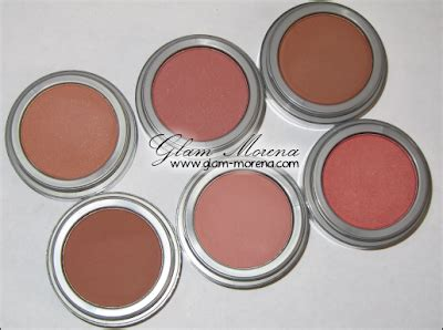 Beige Jordana Powder Blush Berkualitas glam morena haul hautelook cherry culture
