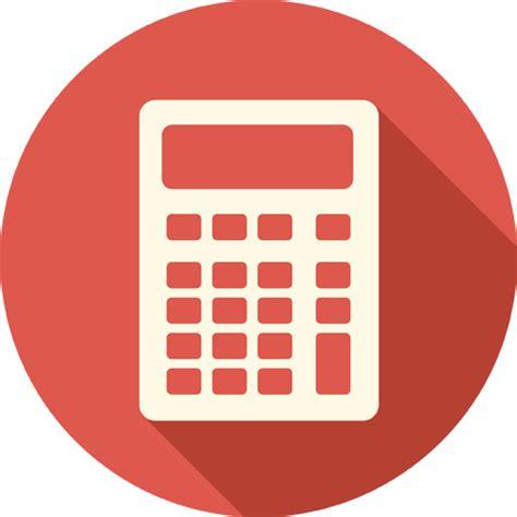 calculator png calculator icon long shadow media iconset pelfusion