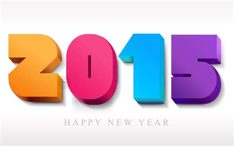 new year logo design 2015 best 11 happy new year 2015 3d wallpapers happy new year