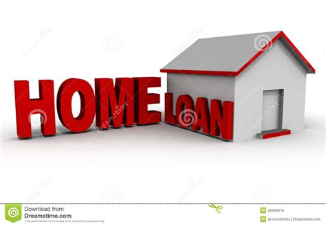mortgage on the house home mortgage loan royalty free stock image image 26958976