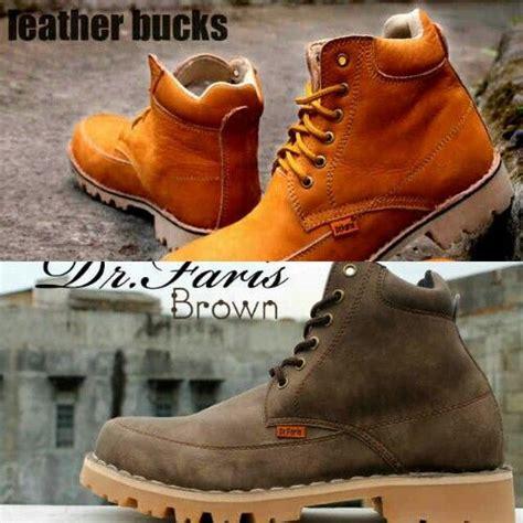 sepatu pria boots dr faris sz 39 43 279 pin 331e1c6f