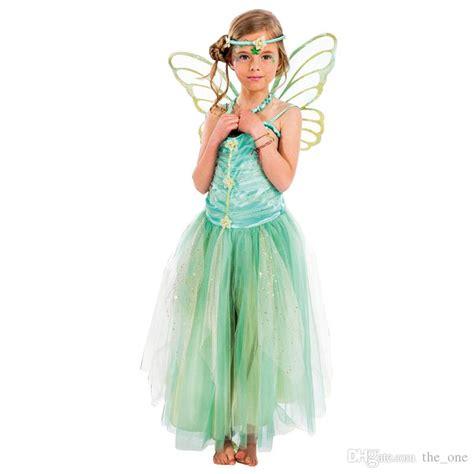 lavender fairytale dorothy draper children girls fairy tale glitter green fairy costume with