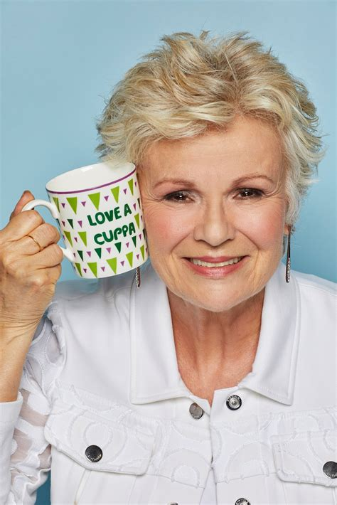 julie walters dame julie walters praises ingenious caign as she