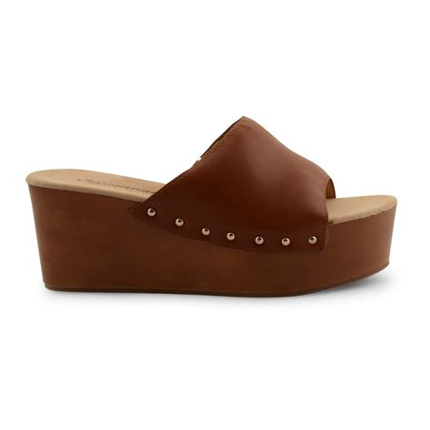 womens chunky sole flatform wedges platform sandals