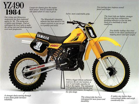Cover Shock Usd Model Yamaha Yz 85 1991 yamaha yz 490 wiring diagrams wiring diagram schemes