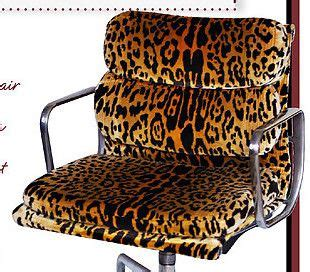 Leopard Office Chair - 17 best images about leopard print office on